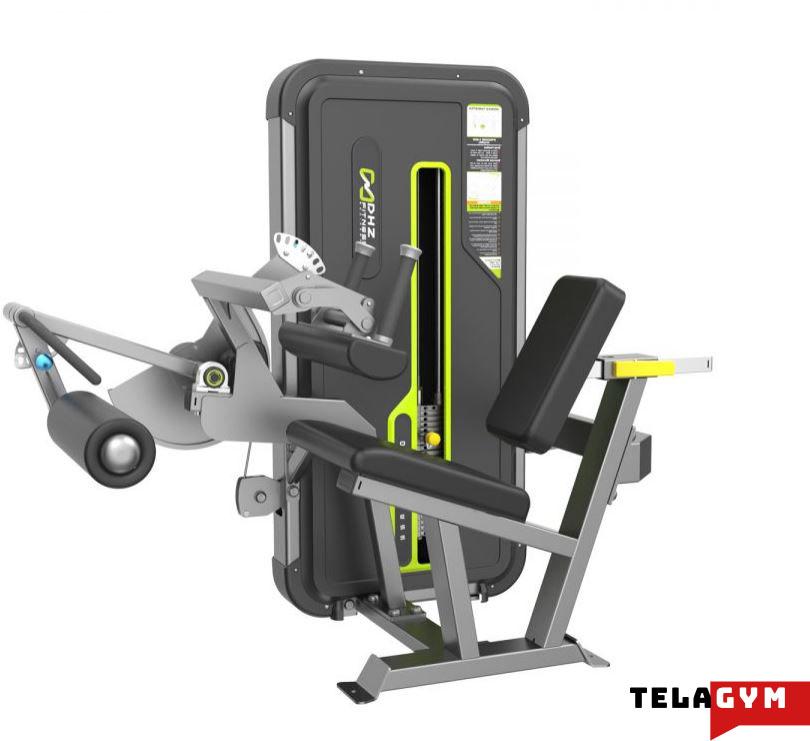 دستگاه بدن سازی پشت ران پا نشسته دی اچ زد DHZ E3023