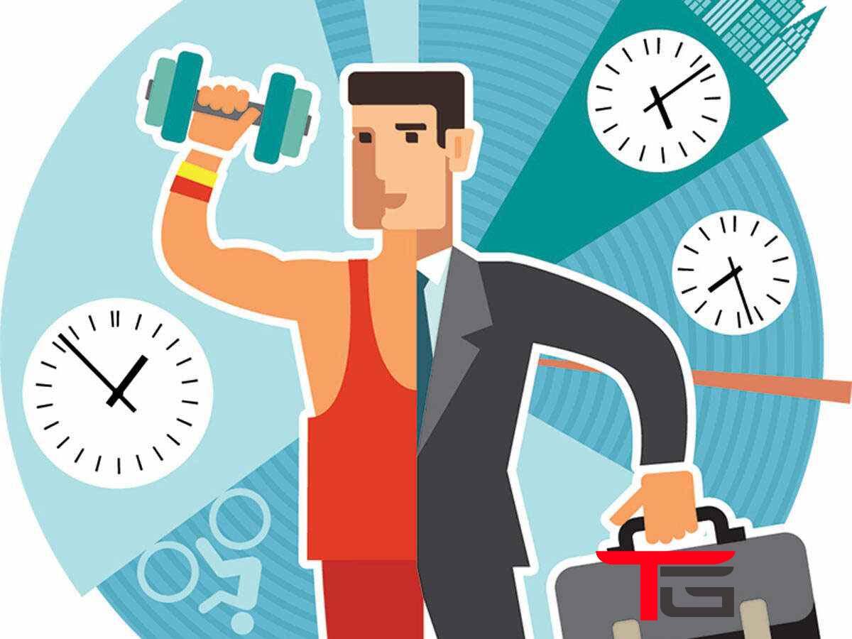 کاهش زمان در بدنسازی