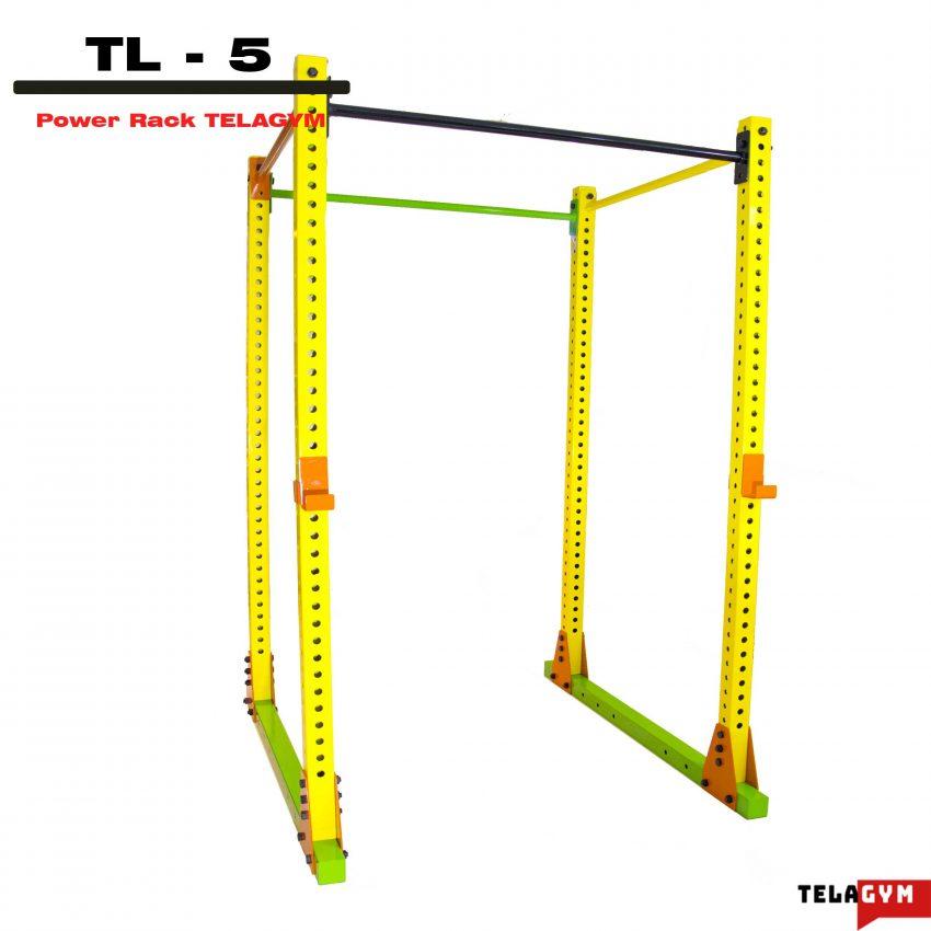 رک قدرتی سازه کراس فیت مدل tl-5