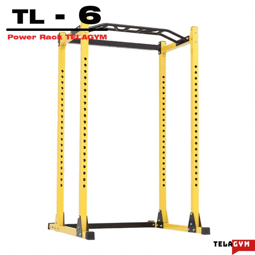 رک قدرتی و کراسفیت مدل tl-6 تلاجیم