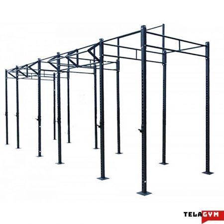 سازه کراس فیت ( رک قدرتی ) مدل TL - 1231 ساخت و ابعادسازه کراسفیت دیوار